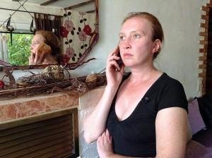 Andrea Kuwalewsky ist selber Polizeiinspektorin und dennoch machtlos. Eine Gutachterin behauptet, sie sei gefährlich für ihre Kinder.