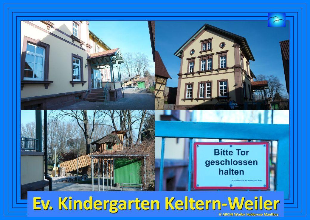 Wurde der Ev. Kindergarten in Keltern-Weiler aus Eigeninteressen manipuliert ?