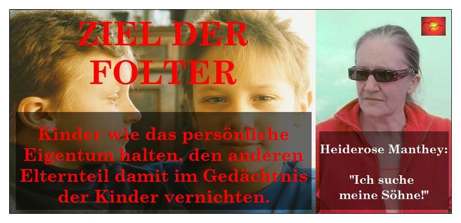 Pateral Gatekeeping: Wenn die Söhne der Mutter entzogen werden - auf jede nur erdenkliche Weise.