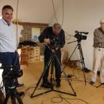 ARCHE Weiler TV-Journalisten Klaus Overhoff Volker Hoffmann_12