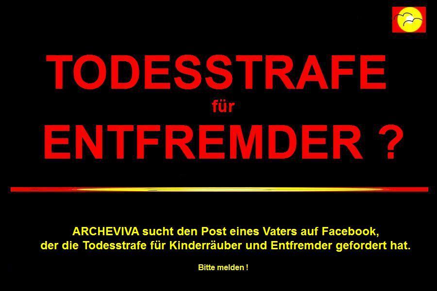 ARCHE Weiler kid - eke - pas Todesstrafe für Entfremder_01d