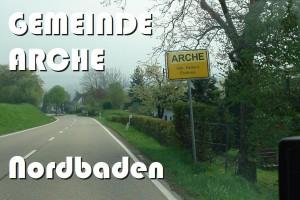 ARCHE Weiler Gemeinde ARCHE Nordbaden Ortsschild_04