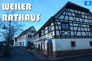 Wieder öffnen: Rathaus für Weiler.