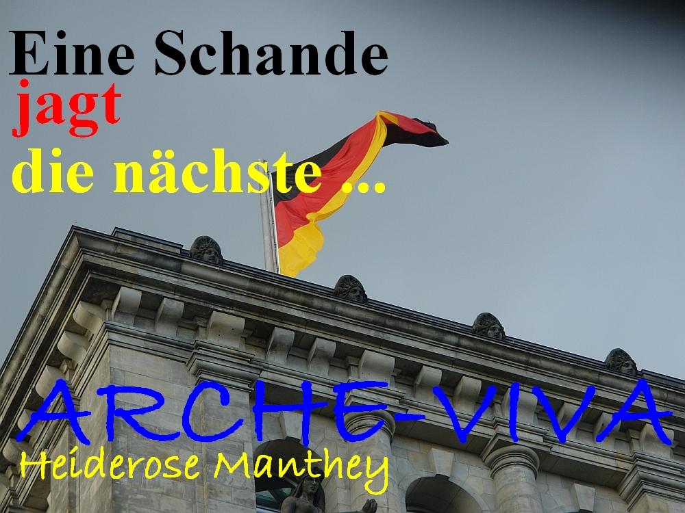 Eine Schande jagte die nächste. Entscheidungen zum Kindeswohl im Bundestag.