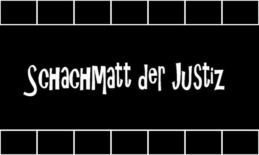 ARCHE Film SCHACHMATT DER JUSTIZ Heiderose Manthey Volker Hoffmann_01