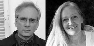 Volker Hoffmann und Heiderose Manthey. Produzieren gemeinsam zur Wiedererlangung demokratischer Verhältnisse in Deutschland.