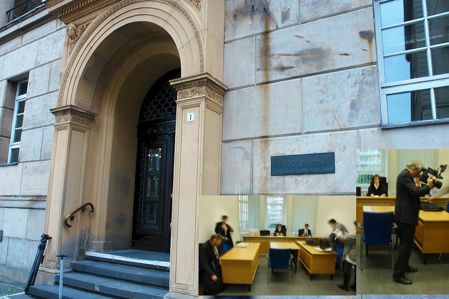 ARCHE Landgericht Wuppertal Dr. Andrea Christidis gegen BdP_02b