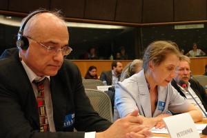 Auch seine Wohnung wurde nach dem Raub der Kinder durchsucht: Prof. Dr. Aris Christidis.