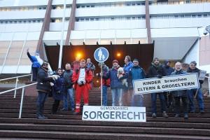 ARCHE Heiderose Manthey Europäisches Parlament Delegation Straßburg_00