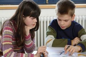 ARCHE-Projekte 2005-2010. Hier: Schülerlehrer-Projekt an der Grundschule Ellmendingen in Kooperation mit der Tagesbetreuung Bären in Ottenhausen.