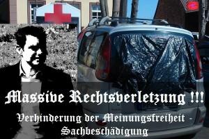 Veranlasste Bürgermeister Bochinger das Abhängen des ARCHE-Aufklärungs-Autos ?