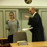 Strafrichter Wack recherchierte selbst.