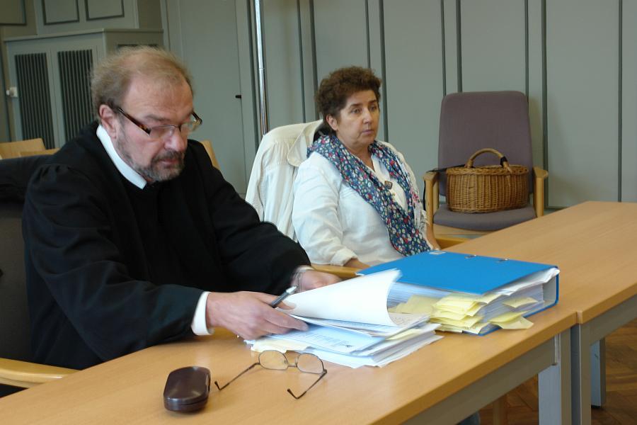 ARCHE AG Gießen Freispruch für Andrea Christidis_12