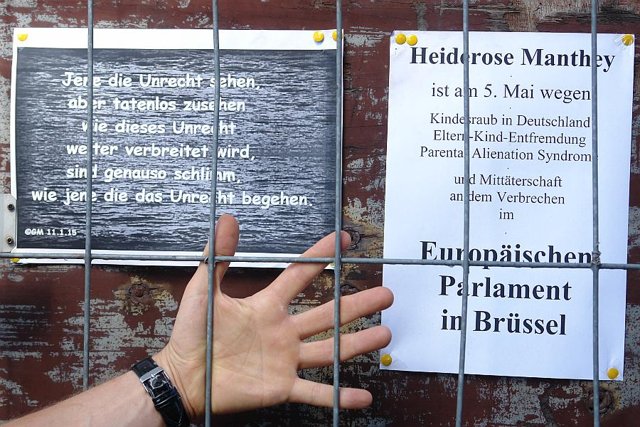 ARCHE Brüssel Heiderose Manthey Olaf Meyer-Granzow Europäisches Parlament_04