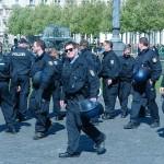 ARCHE Polizeieinsatz Wiesbaden GEGEN Frühsexualisieurng Symposium_10