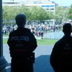ARCHE Polizeieinsatz Wiesbaden GEGEN Frühsexualisieurng Symposium_13
