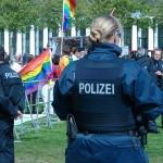 ARCHE Polizeieinsatz Wiesbaden GEGEN Frühsexualisieurng Symposium_24