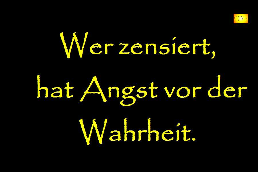 ARCHE Bochinger Manthey Wer zensiert, hat Angst vor der Wahrheit_01