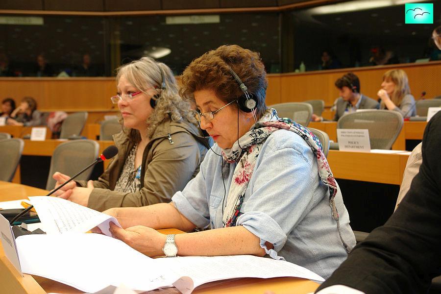 ARCHE Dr. Christidis Brüssel Europäisches Parlament Andrea Jacob_01