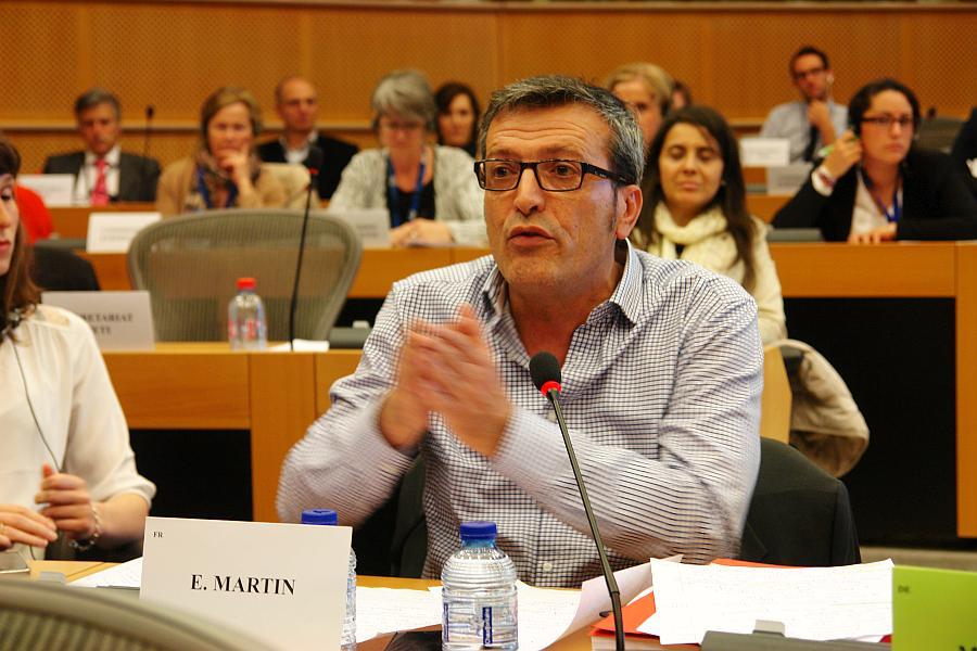 ARCHE Heiderose Manthey Edouard Martin Sozialist Europäisches Parlament_01