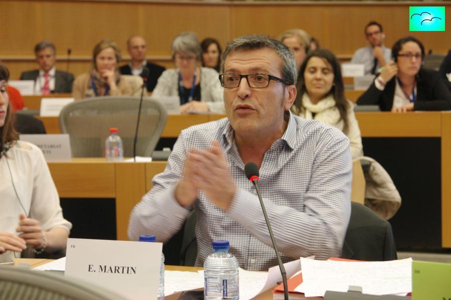 ARCHE Heiderose Manthey Edouard Martin Sozialist Europäisches Parlament_01a