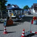 ARCHE Keltern Brunnenfest Flohmarkt TSV Weiler_01