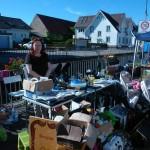 ARCHE Keltern Brunnenfest Flohmarkt TSV Weiler_16