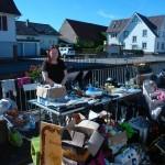 ARCHE Keltern Brunnenfest Flohmarkt TSV Weiler_17