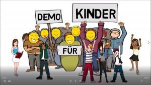 Demo für Kinder.