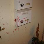 ARCHE Farbbeutel-Anschlag auf ARCHE_04