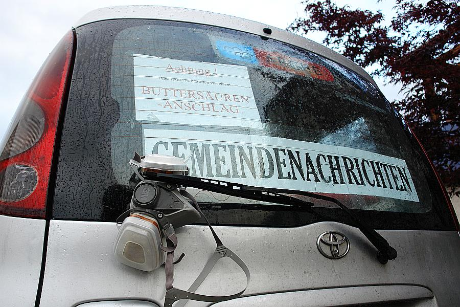 ARCHE Gemeinde Keltern-Weiler Buttersäure-Anschlag_02