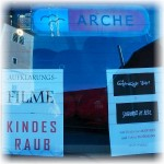 ARCHE Keltern-Weiler Säureattentat auf ARCHE-Auto_09