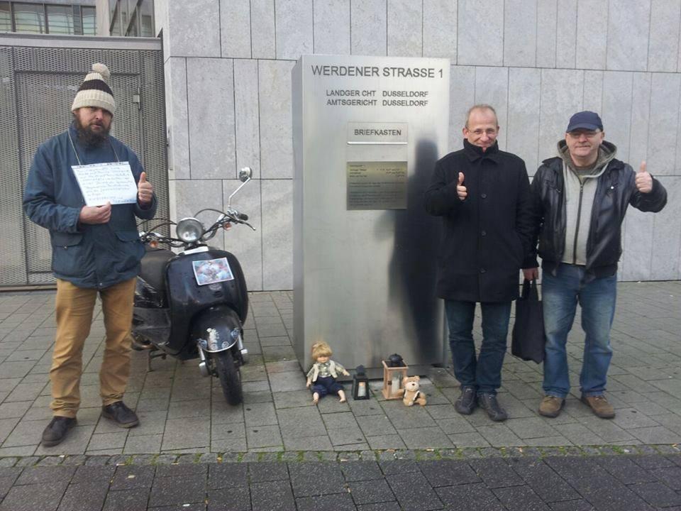 Aktivist in Mitteldeutschland: Helmut Rosenow und seine Organisation GUARDIAN ANGEL.