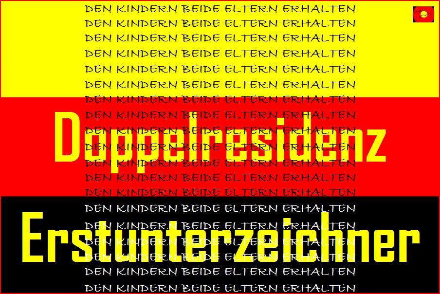 Oberste Prämisse: DEN KINDERN BEIDE ELTERN ERHALTEN !