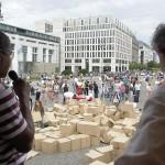 ARCHE Agens e.V. Aktion 400 Berliner Mauerfall_02
