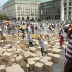 ARCHE Agens e.V. Aktion 400 Berliner Mauerfall_03