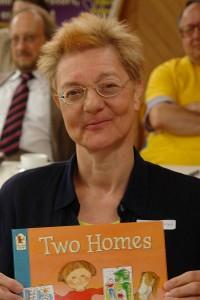 """Angela Hoffmeyer. Seminar """"Stiefeltern""""."""
