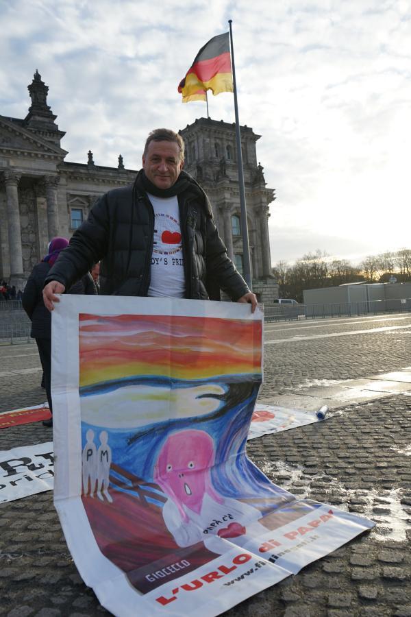 ARCHE Berlin DADDY's PRIDE PARADE Giorgio Ceccarelli Heiderose Manthey_00