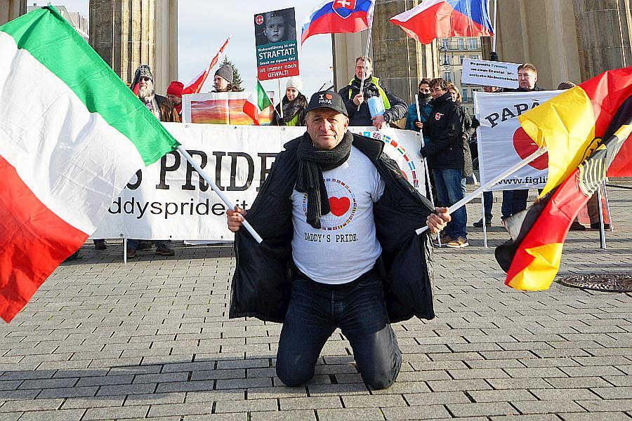 ARCHE DADDY's PRIDE Berlin Giorgio Ceccarelli Heiderose Manthey_210