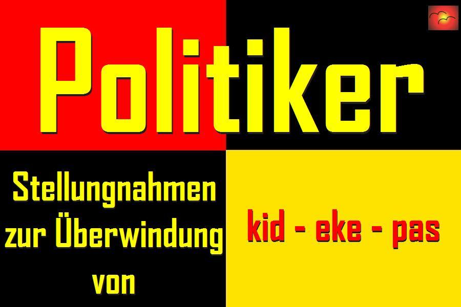 Marcus Weinberg CDU bezieht Stellung.