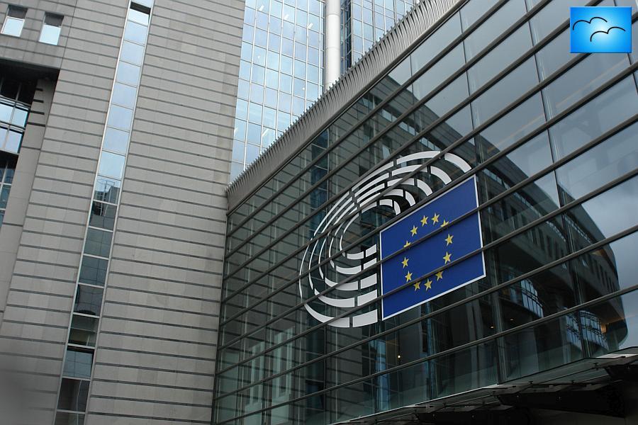 ARCHE Keltern-Weiler Europäisches Parlament Brüssel kid - eke - pas Heiderose Manthey_25aa