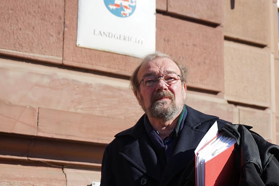 ARCHE Christidis Gegen Friedrich Landgericht Gießen Rechtsanwalt Müller_00a