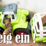 ARCHE Landwirtschaftsprojekt Traktor Osterglocken_02a