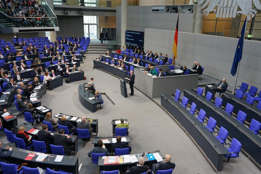 Deutscher Bundestag.