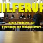 ARCHE OLG Düsseldorf Hilferuf an EU Verfolgung von Whistleblower Christidis gegen BDP e.V._01