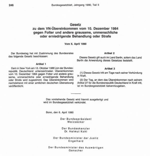 Bundesgesetzblatt.