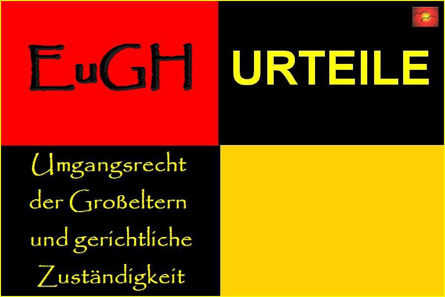 Neues EuGH - Urteil.