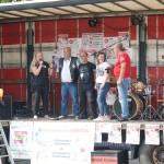 ARCHE kid - eke - pas BIKERDEMO 2018 Mannheim_28