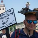 ARCHE kid - eke - pas Demo VAfK Köln_40