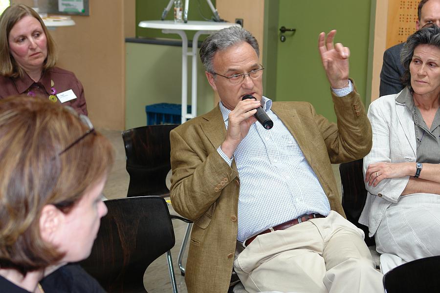 Dr. med Wilfrid von Boch-Galhau. kid - eke - pas - Spezialist und Autor.